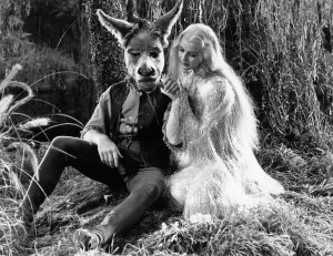 A MIDSUMMER NIGHT'S DREAM (Regie: William Dieterle, Max Reinhardt, US 1934)