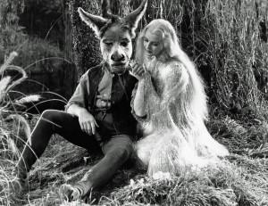 A MIDSUMMER NIGHT'S DREAM (Regie: William Dieterle, Max Reinhardt, US 1934)