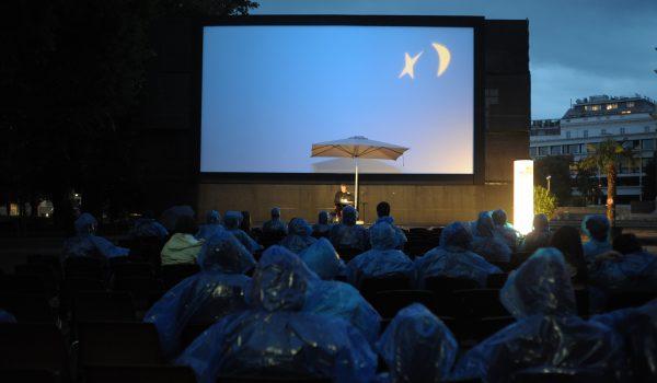 Cargnelli mit Publikum