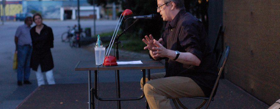 Christian Cargnelli bei Kino unter Sternen