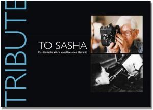 Tribute to Sasha