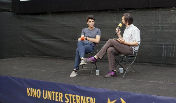 Jakob Brossmann u Stefan Huber
