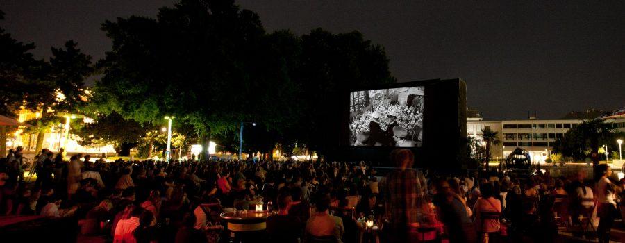 Kino unter Sternen location