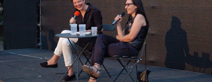 Lisa Olah im Gespräch