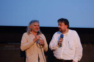 Michael Glawogger und Olaf Möller