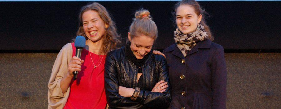 Ruth Kaaserer mit Team
