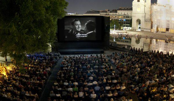 Sein oder Nichtsein - Kino unter Sternen