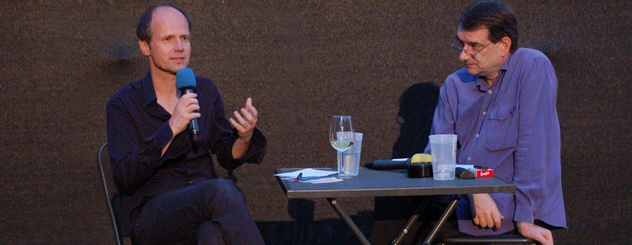 Stefan Grissemann und Alex Horwath